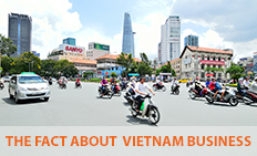 THE FACT ABOUT  VIETNAM BUSINESS