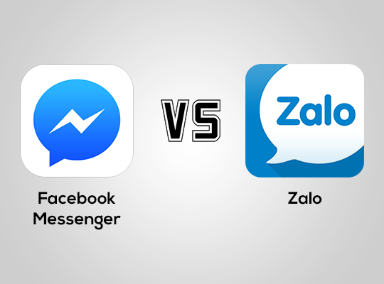 Facebook vs Zalo in Vietnam