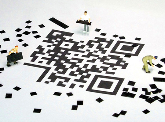 How well is QR code used in Vietnam?